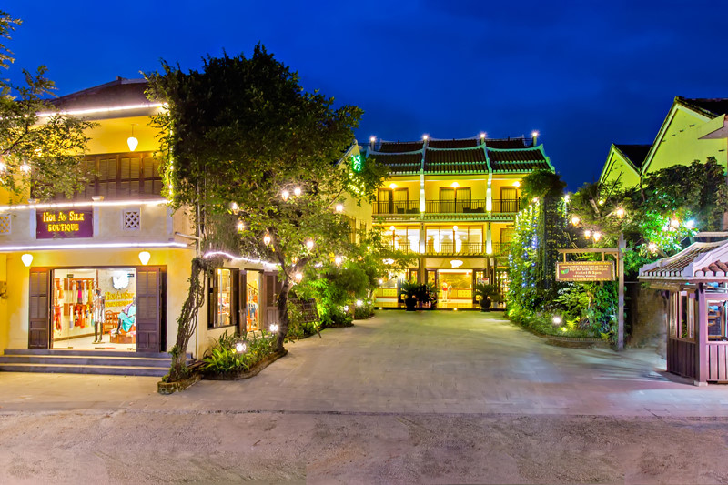 3 resort lang man tai Viet Nam cho cac cap doi hinh anh 7