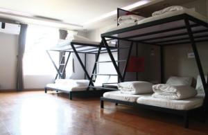 Khách sạn giá rẻ cho Tây ba lô