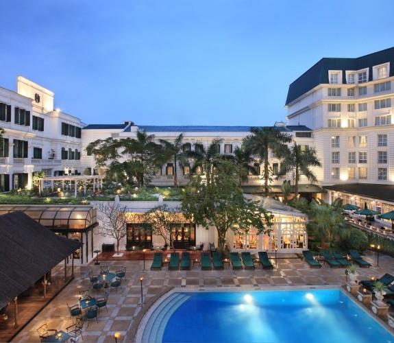 Một khách sạn tại Hà Nội