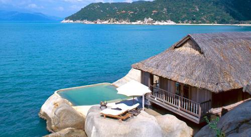 Một resort tại Việt Nam