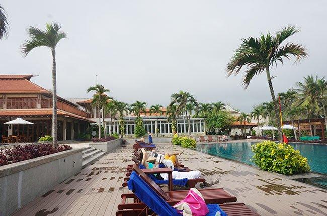 Đà Nẵng khuyến cáo không xây khách sạn dưới 3 sao