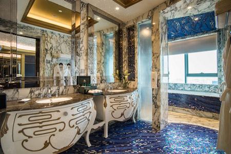 Chiêm ngưỡng khách sạn 6 sao đầu tiên tại Sài Gòn - 9