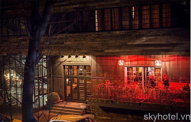 Rooms Hotel được bình chọn là nơi nghỉ ngơi tốt nhất cho khách du lịch vào năm 2018  - ảnh 17