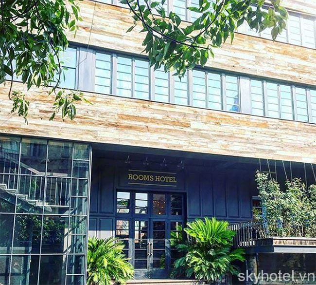 Rooms Hotel được bình chọn là nơi nghỉ ngơi tốt nhất cho khách du lịch vào năm 2018  - ảnh 1
