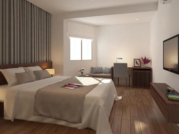 Bí mật không ngờ sau tấm khăn trải ngang giường tưởng chỉ để trang trí trong khách sạn - 3