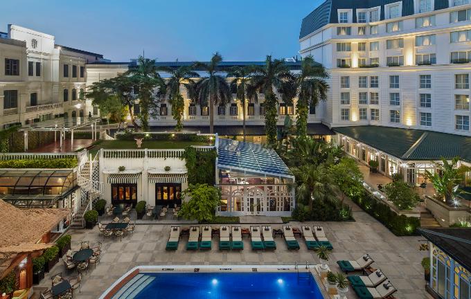 Khách sạnSofitel Legend Metropole Hanoi từng đạt nhiều giải thưởng uy tín trong các năm qua.