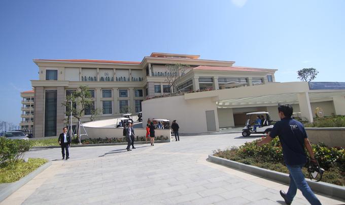 Khách sạn có phòng tổng thống rộng gần 400 m2 ở Đà Nẵng