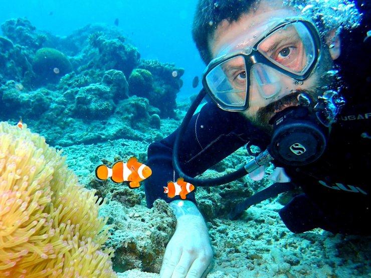 Lặn (snorkeling) là một trong những hoạt động đặc sắc ở Ishigaki