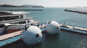 """Khách sạn được cho là """"siêu an toàn"""" trước sóng thần và động đất ở Nhật"""