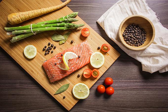 Một món ăn được chế biến theo phong cách ẩm thực Australia.