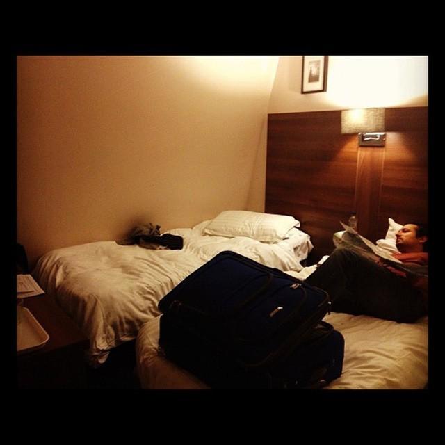 """Du khách """"té ngửa"""" trước hình ảnh khách sạn một trời một vực so với quảng cáo - Ảnh 6."""