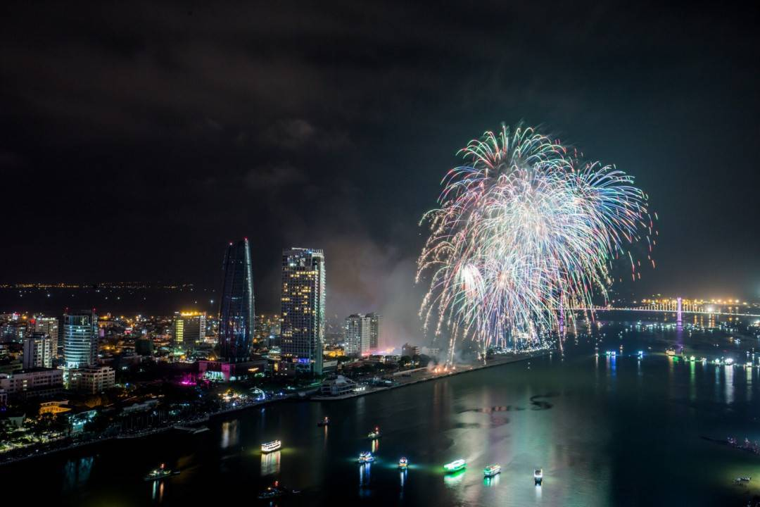 Lễ hội Pháo hoa quốc tế đã trở thành thương hiệu để Đà Nẵng thu hút khách du lịch