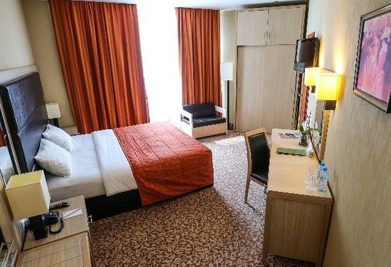 Tuyển Hàn Quốc đến Nga ở khách sạn ra sao? - ảnh 4
