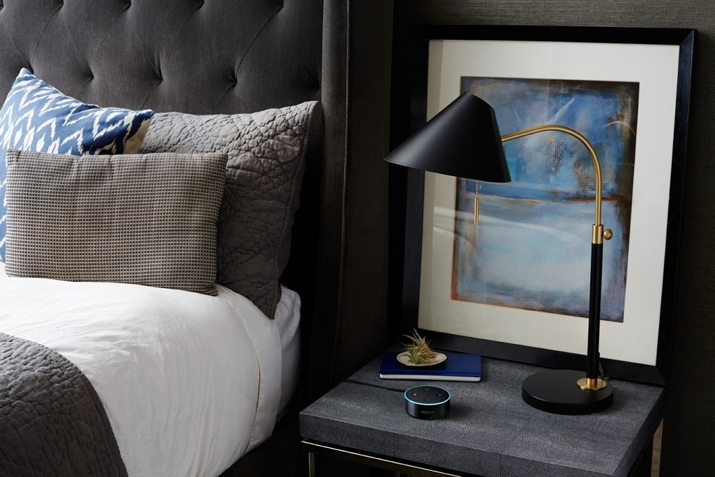 Amazon sẽ nâng các trải nghiệm giọng nói trong khách sạn lên một tầm cao mới