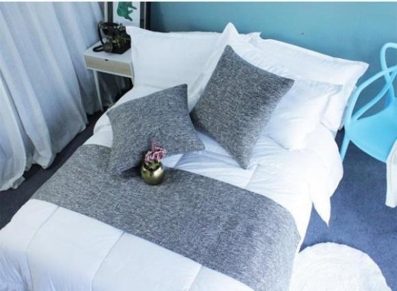 Tác dụng của chiếc khăn trải giường tại khách sạn