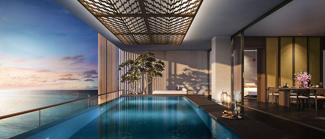 Sky Villas Regent, xúc cảm thăng hoa từ độc bản thiết kế - ảnh 2