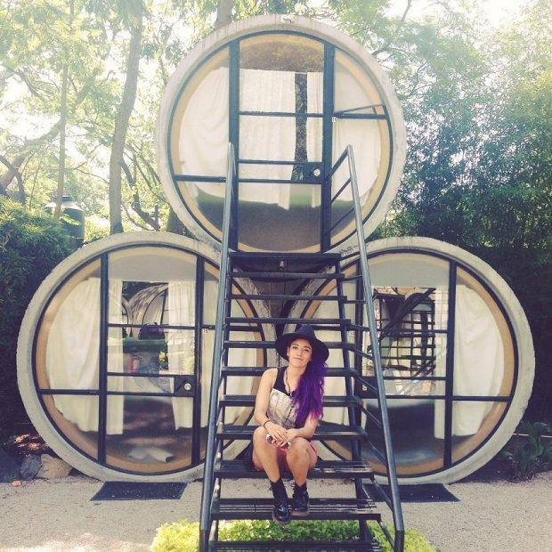 10 khách sạn siêu nhỏ tuyệt vời và xinh xắn nhất thế giới