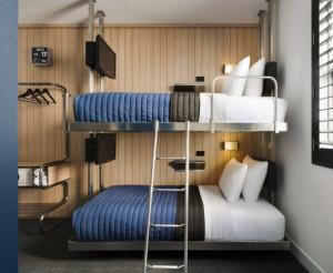 khách sạn siêu nhỏ, Homestay