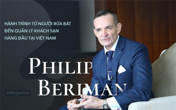 Doanh nhân Philip Beriman: Từ người rửa chén đến <a href=