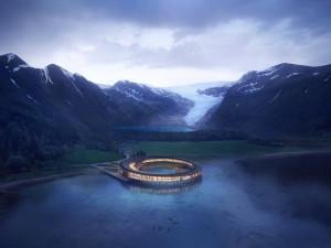 1-svart-hotel-norway-glacier-energy-positive-arctic-circle-153110498