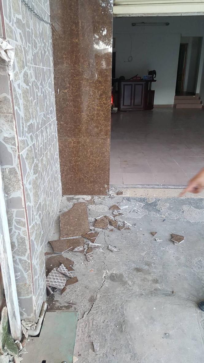 Đền 4 tỉ vì xây khách sạn làm hỏng nhà hàng xóm tại Đà Lạt - ảnh 2
