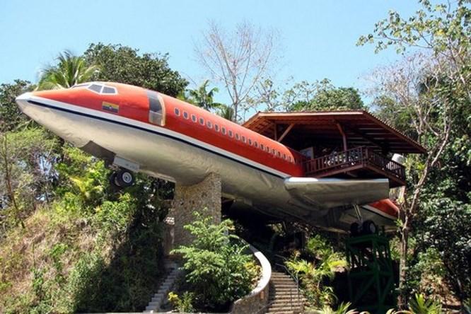 Top 10 khách sạn kỳ lạ nhất thế giới - ảnh 6