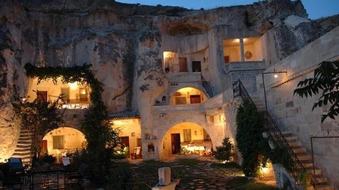 Top 10 khách sạn kỳ lạ nhất thế giới - ảnh 7