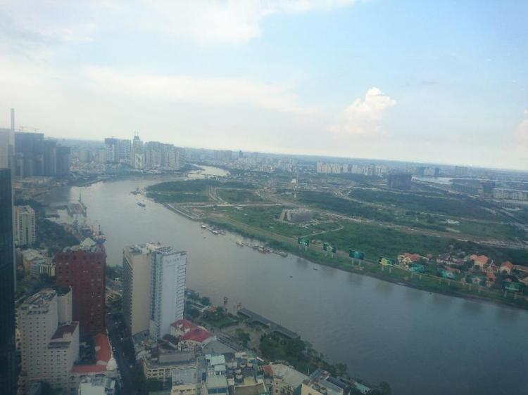 Thủ Thiêm - Sông