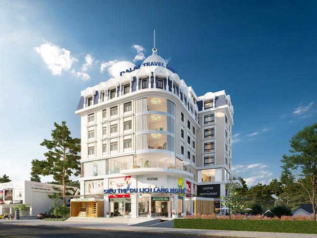Cơ hội đầu tư khách sạn có tiện ích trải nghiệm với cam kết 8% lợi nhuận - Ảnh 1.