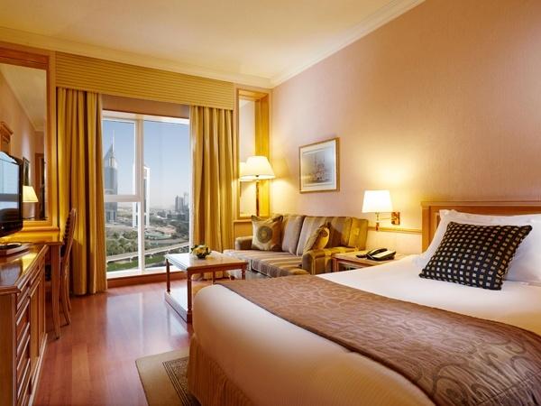 Cận cảnh khách sạn 5 sao đẹp như mơ đội tuyển Việt Nam nghỉ lại tại Dubai trong các trận đấu vòng loại trực tiếp