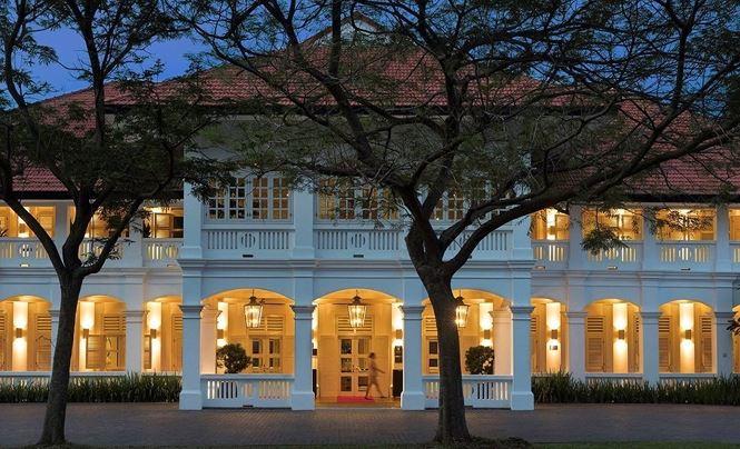 Bên trong khách sạn từng tổ chức hội đàm Trump - Kim tại Singapore - ảnh 3