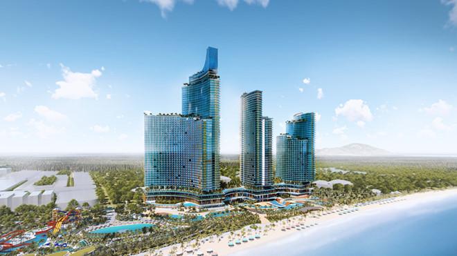 Tổ hợp quy mô lớn SunBay Park Hotel & Resort Phan Rang sẽ được Crystal Bay Hospitality vận hành khai thác