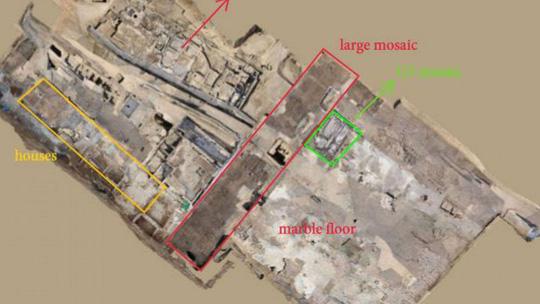 Xây khách sạn, đào phải 13 nền văn minh cổ đại - Ảnh 3.