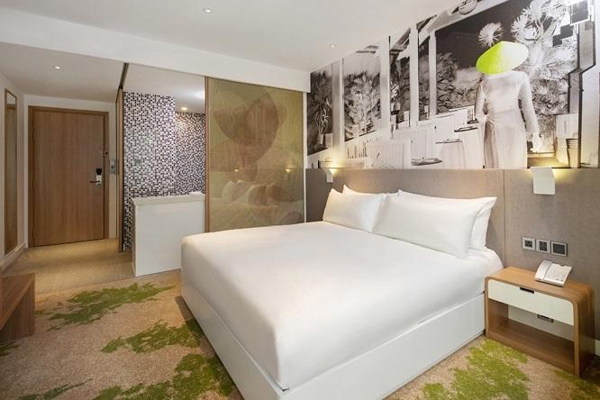 Khai trương khách sạn mang thương hiệu Holiday Inn đầu tiên tại Việt Nam - ảnh 1
