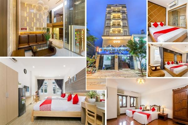 Khách sạn nhượng quyền của OYO Hotels & Homes tại Việt Nam.