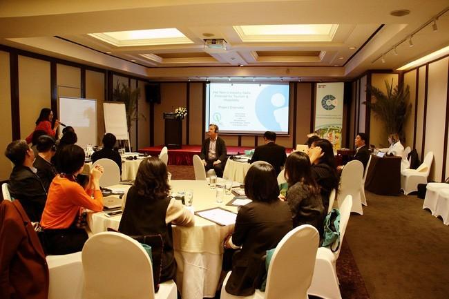 Triển khai Hội đồng kỹ năng ngành Du lịch và Khách sạn tại Việt Nam. - Ảnh 2.