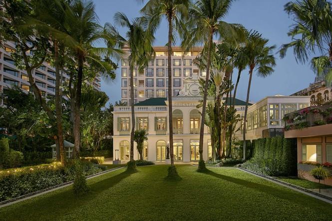 Những thương hiệu khách sạn xa xỉ nhất thế giới - ảnh 1