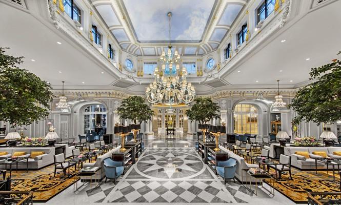 Những thương hiệu khách sạn xa xỉ nhất thế giới - ảnh 3