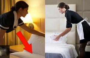 Bí mật nhân viên khách sạn không bao giờ tiết lộ