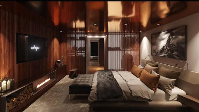 Khách sạn Thụy Sĩ cung cấp khu cách ly hạng sang - Ảnh 1.