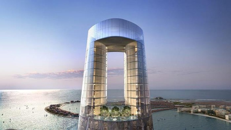 Ben trong khach san sieu sang, cao nhat the gioi tai Dubai-Hinh-2