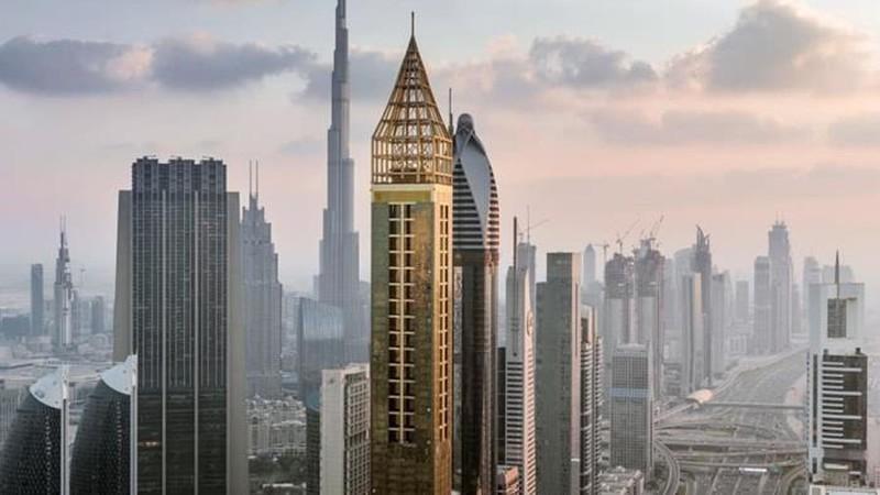 Ben trong khach san sieu sang, cao nhat the gioi tai Dubai-Hinh-7
