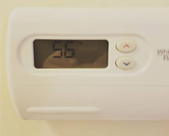 Kiểm tra nhiệt độ điều hòa