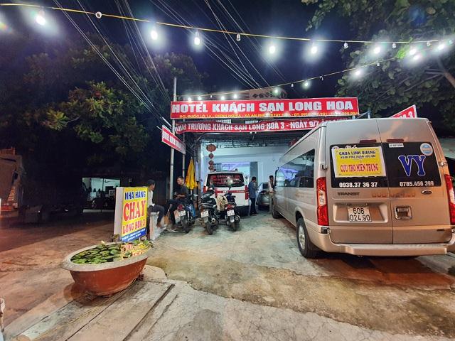 Chủ khách sạn ở Phú Yên miễn phí ăn ở cho các đoàn từ thiện miền Trung - 3