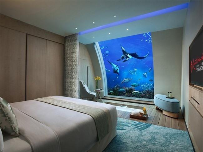 10 nhà hàng, khách sạn dưới nước ấn tượng nhất thế giới