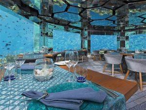 khách sạn dưới nước ấn tượng bậc nhất thế giới