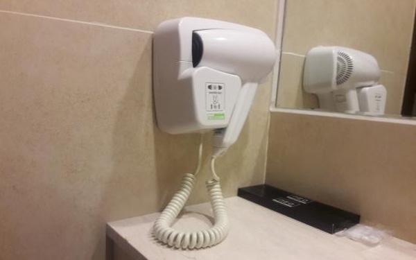 Khách sạn có máy sấy tóc không