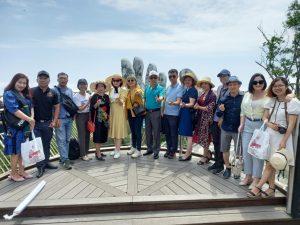 Giá rẻ, nhiều điểm tham quan và khu vui chơi là những điểm thu hút khách của du lịch Đà Nẵng