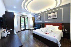 Nhà đầu tư bắt đầu ngắm đến thị trường khách sạn