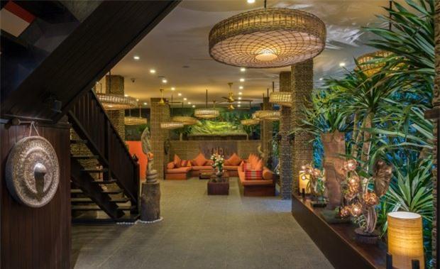 Đại diện duy nhất của Việt Nam lọt vào top khách sạn lên hình đẹp nhất thế giới, xem ảnh sống ảo mới hiểu lý do vì sao - Ảnh 9.